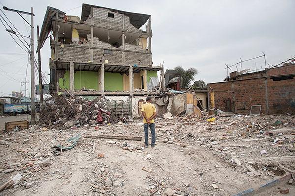 Anne Meltzer, Perdenales earthquake