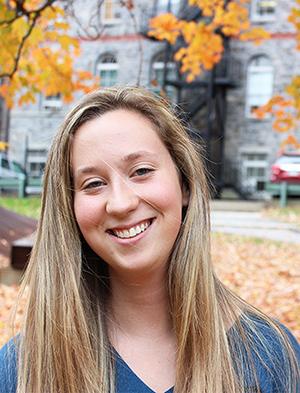 Jenna Paastorini Lehigh Alumni 2017