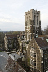Lehigh University College of Arts and Sciences - Alumni Memorial Building at Lehigh University
