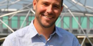 Michael Layden, assistant professor in the Department of Biological Sciences at Lehigh University.